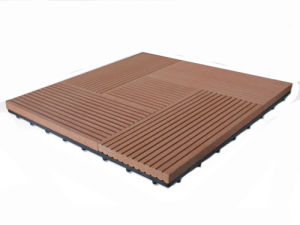 Plastic Wooden WPC Decking DIY pictures & photos