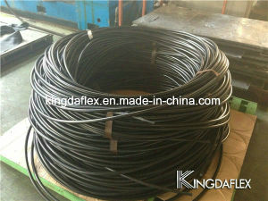 SAE100 R2at Smooth Finished Hydraulic Rubber Hose pictures & photos