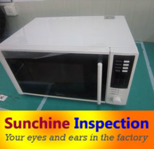 Microwave Quality Check/Loading Inspection pictures & photos
