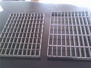 Steel Bar Grating for Platform/ Steel Frame Lattice pictures & photos