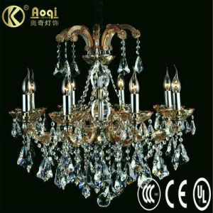 Luxury Crystal Chandelier Lamp (AQ01203-8) pictures & photos