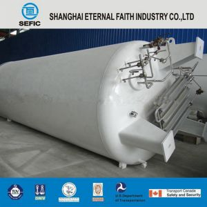 20m3 Low Pressure Industrial Cryogenic Liquid Oxygen Tank (CFL-20/0.6) pictures & photos