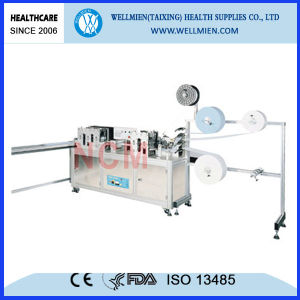 High Quality Ultrasonic Blank Face Mask Machine (WM-NC1503) pictures & photos