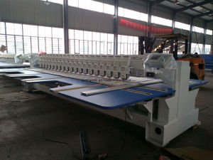 Hye-FL 632 Flat Embroidery Machine pictures & photos