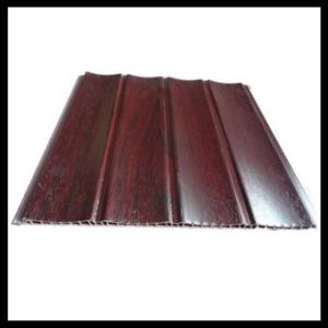 Decorative PVC Lamitaion Wall Paneling (MZQ-HR02)