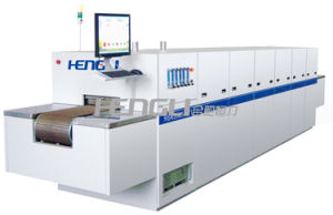HSK3505-0711 Mesh Belt Furnace for Thick Firlm pictures & photos
