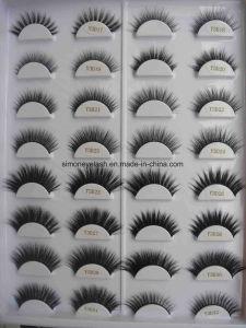 Wholesale High Quality Private Label 3D Faux Mink Lashes pictures & photos