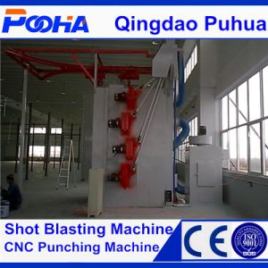 Ce/ISO Hanger Type Shot Blasting Machine Hook Type Cheap Price High Quality pictures & photos