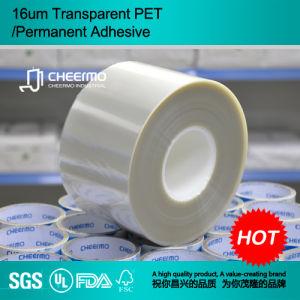 Transparent Pet Self Adhesive Label Material