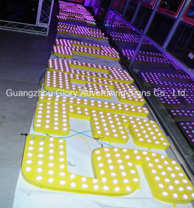 Illuminated Sign LED Epoxy Resin Letters/Shop Frontlit Letter Sign pictures & photos