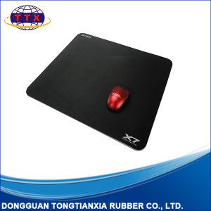 Skidproof Logo Printed Nature Rubber Game Mouse Mat pictures & photos