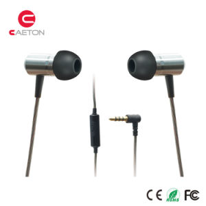 Sports Durable Headphones Noise Cancelling Earphones for MP3 & MP4 pictures & photos