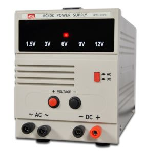how to make a variable ac power supply
