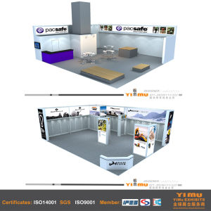 Exhibition Booth Stand Builder pictures & photos