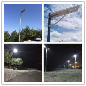Outdoor Lighting Solar LED Street Light pictures & photos