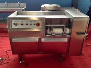 Good Cutting Effect Frozen Meat Dicer Cube Cutting Dicing Machine pictures & photos