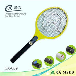 Top Selling Rechargeable Electronic Mosquito Swatter pictures & photos