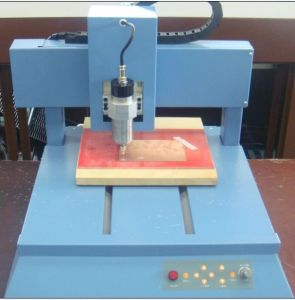 SMT PCB Cutter / PCB Drill and Mill Machine / PCB Router PCB2400 pictures & photos
