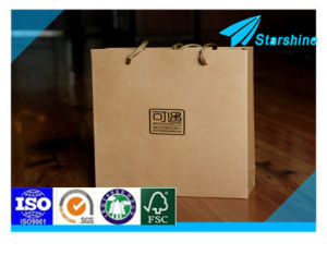 Fine Food Grade Kraft Paper for Making Bags