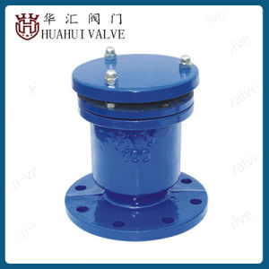 Single Ball Air Pressure Release Valve Cast Iron Ductile Iron