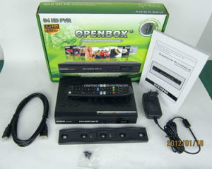 Openbox S4 S6 HD PVR DVB Satellite Receiver Set Top Box STB