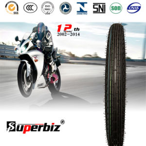 High Speed Motorcycle Tires (2.50 * 17) pictures & photos