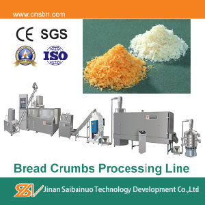 Bread Crumbs Making Plant Extruder Equipment pictures & photos