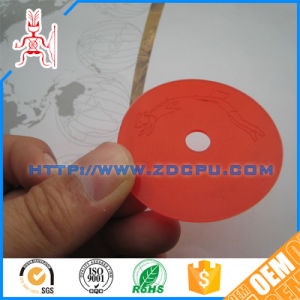 Top Quality Flame Resistant Flat Round Gasket pictures & photos
