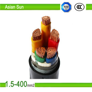 China Manufacturer Made Copper Conductor Electrical Power Cable pictures & photos