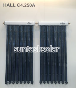 Solar Keymark En12975 CPC Vacuum Tube Solar Collector (SHC) pictures & photos