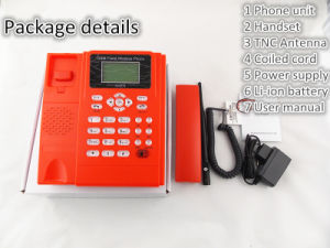 GSM Fixed Wireless Phone with SIM Card (KT1000-130C) pictures & photos