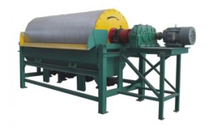 Drum Permanent Magnetic Separator for Oversize Particle (CT series) pictures & photos