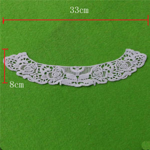 Fashion Lace Collar with Fashion Cotton (cn119) pictures & photos