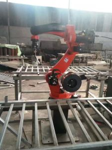 Ce Robot TIG Welder for Metal Plate Modular Scaffolding pictures & photos