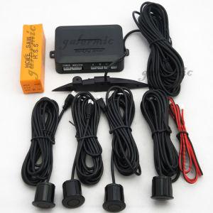 Car LED Parking Sensor with Three Color Digital Display