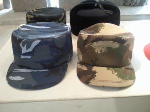 Training Caps Camouflage Hats of Military Uniform pictures & photos