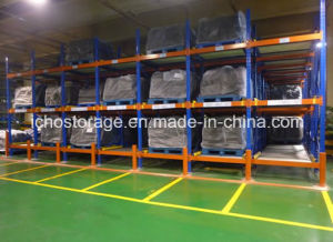 High Load Capacity Gravity Pallet Racking pictures & photos