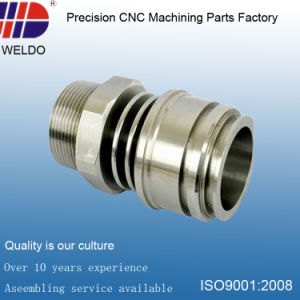 Factory Processing OEM SUS304 Precision Machinery Lathe Turning CNC Parts pictures & photos