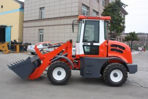 Agricultural Equipment 1.5 Ton Wheel Loaders pictures & photos