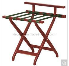 Wholesale Solid Wooden Luggage Rack Da13 pictures & photos