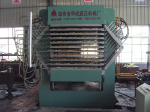 Simultaneous Hydraulic Hot Press pictures & photos