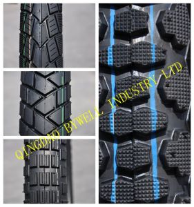 Stable Quality Motorcycle Tires and Tyres for West Africa Market pictures & photos