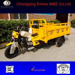 200cc Cargo Tricycle or Three Wheel Motorcycle