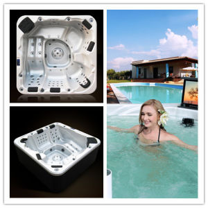 New Design Balboa System Outdoor Jacuzzi Whirlpool Hydro Hot SPA (A611) pictures & photos