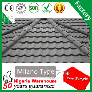 Kerala Hot Sale Roofing Tile Stone Coated Metal Roof Roofing Ridges Kcp Tiles Kenya pictures & photos
