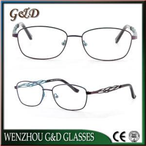 New Design Metal Spectacle Frame Optical Eyewear Frame pictures & photos