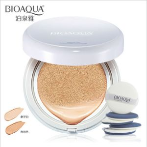 Bioaoua Nude Color Natural Moisturing Makeup Foundation Embellish Snow to Cushion Bb Cream pictures & photos