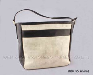 2016 New Fashion Women PU Bag (H14108) pictures & photos