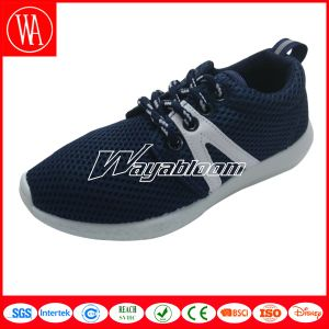 Men Women Sneakers with Breathable Mesh Upper pictures & photos