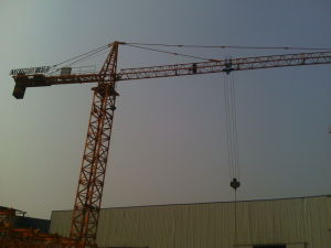 Construction Tower Crane Qtz63 (5010) B